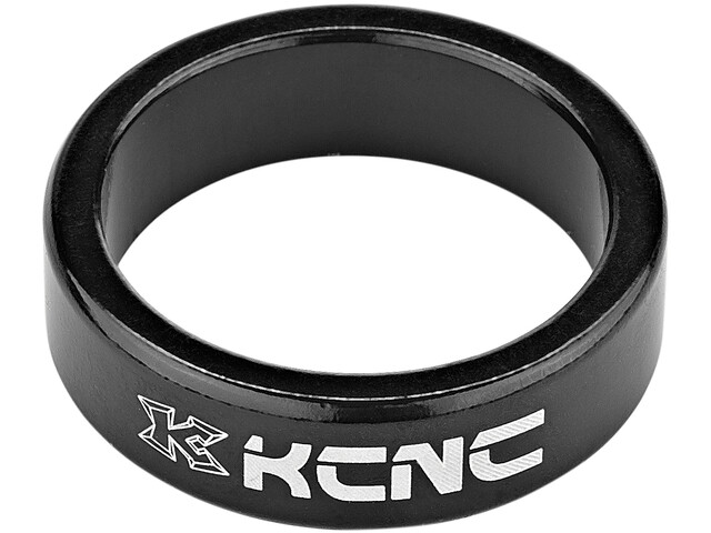 "KCNC Headset Spacer 1 1/8"" 10mm, black"